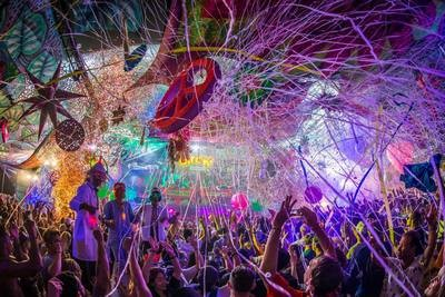 Elrow Package - Amnesia Ibiza
