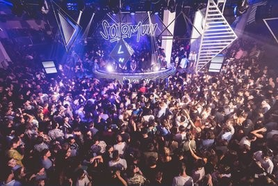 Solomun +1 Package - Pacha Ibiza