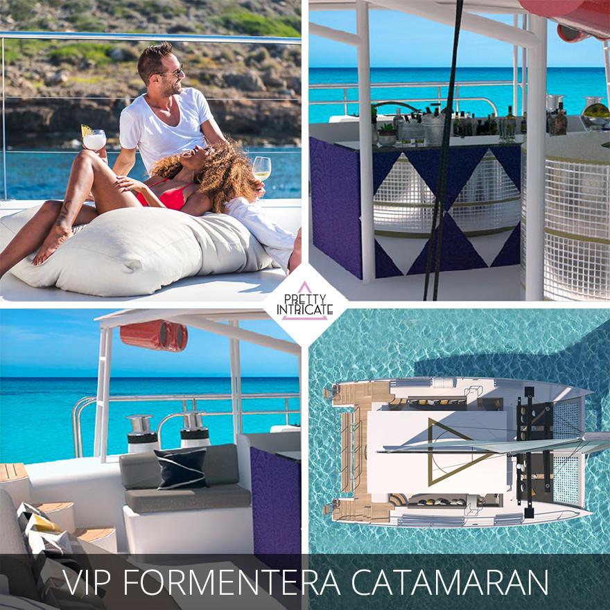 VIP Formentera Catamaran