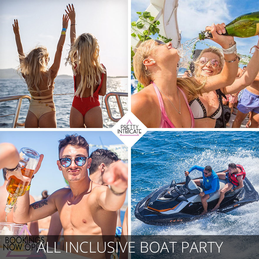 All Inclusive Boat Party