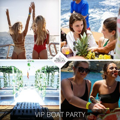 VIP Boat Party