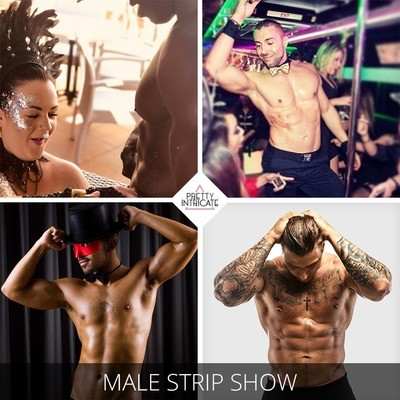 Ibiza Male Strip Show
