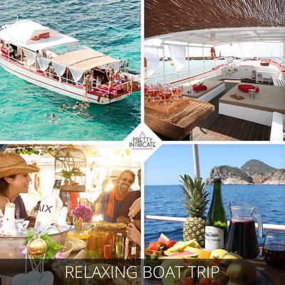 Relaxing Boat Trip