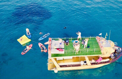 Double Deck Ibiza Boat Party