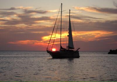 Ibiza sail boat charter