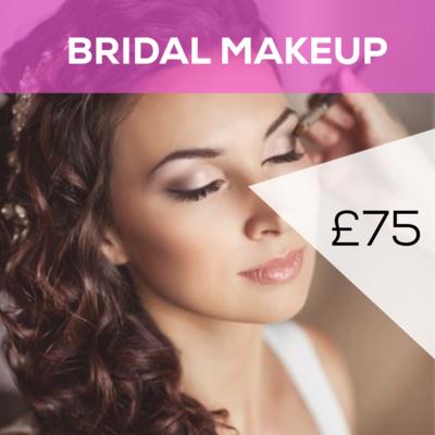 Bridal Makeup trial & consultation