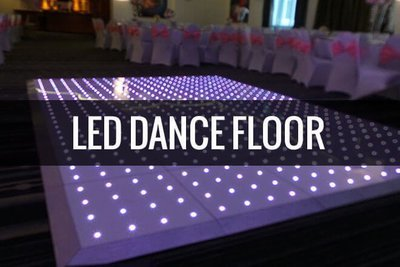 LED Dance Floor £500