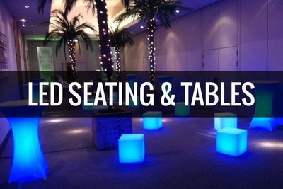 LED Seating & Tables