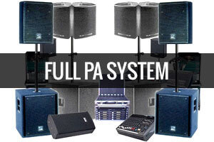 Audio Set Up £599