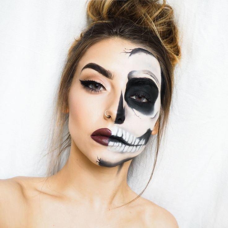 Half Face Paint -  £25