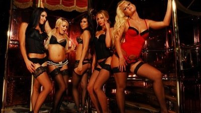 Ibiza stag party strip club packages £49