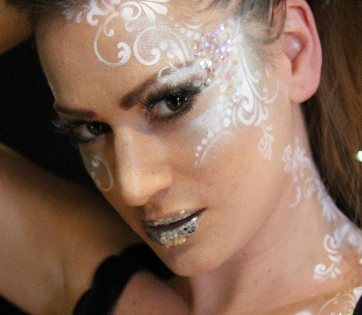 4hr Event/ Ibiza Wedding face & bodyart sevice £545