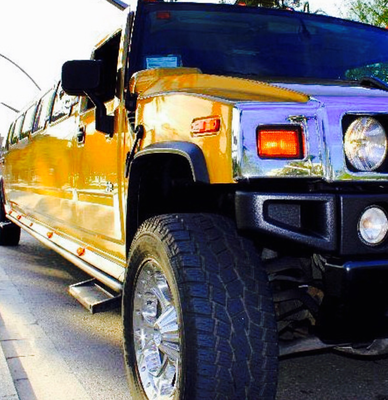 Hummer Ibiza limo from £325  (up to 14 pax)