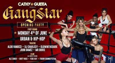 Gangsta @ Hi package £65