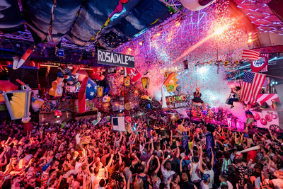 Elrow @ Amnesia package £89