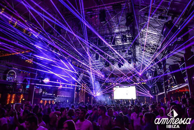 Abode do not sleep @ Amnesia package £69