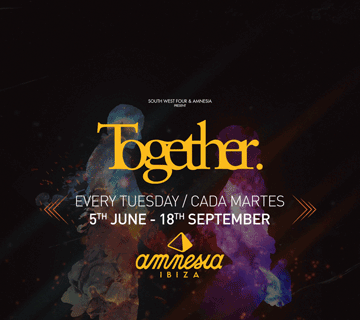 Together @ Amnesia package