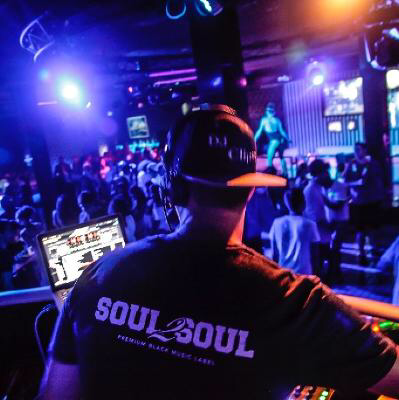 2hr Open bar + Soul to Soul package @ Swag £49