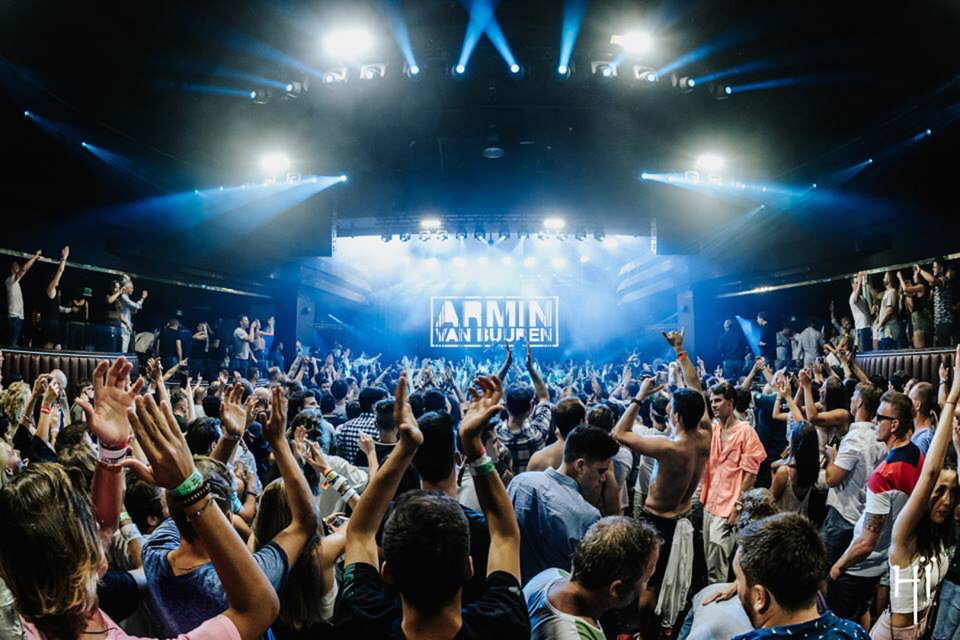 Armin Van Burren @ Hi package  £69