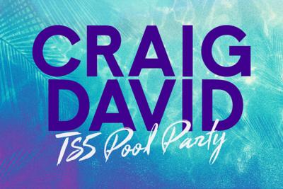 Craig david at Ibiza rocks package £65