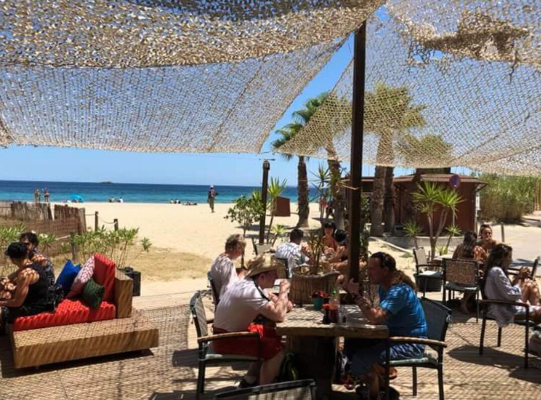 Mumak Ibiza meal package