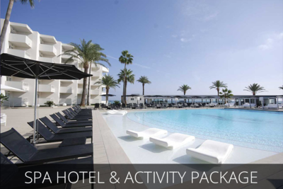 Ibiza Girls Weekend Spa & activity Package