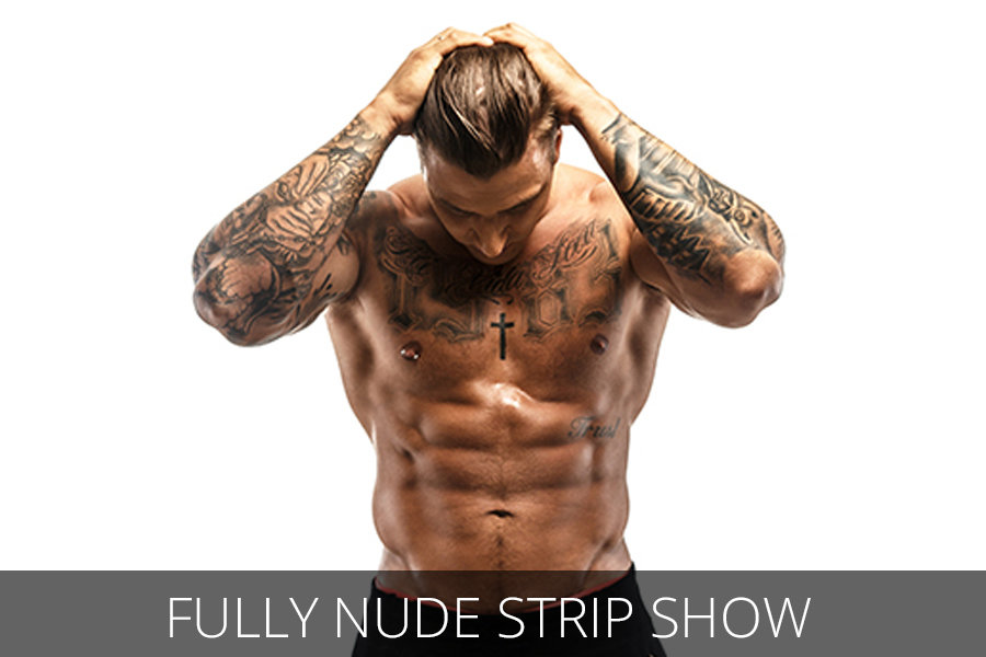 IBIZA MALE STRIP PACKAGE WITH OPEN BAR & AFTER  PARTY
