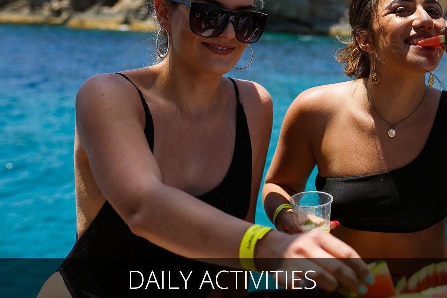 Jennifer & Friends Ibiza Opening Parties Getaway 2019