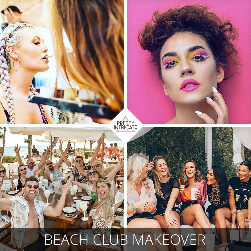 Beach Club Makeover