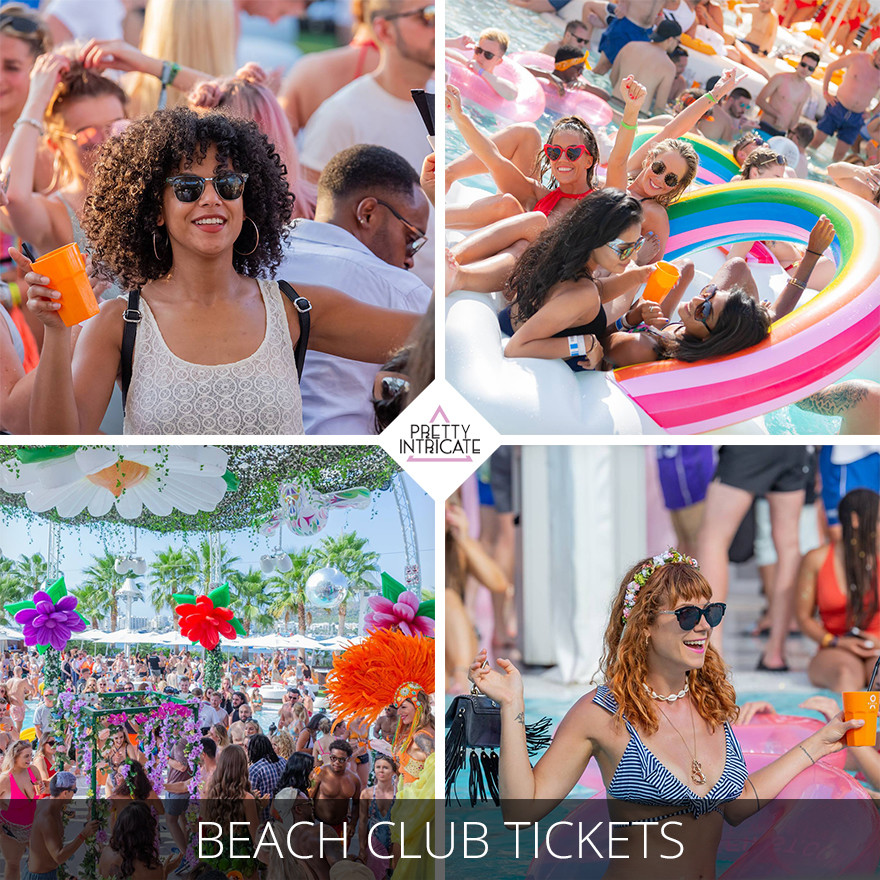 Ibiza Beach Club Tickets