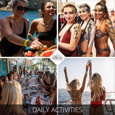 Day & night activity package