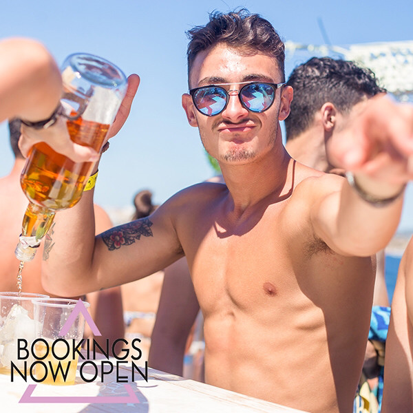 Shane Kelly's Ibiza Stag 2019! Drinks, Transfers, events & beds all for just £185!