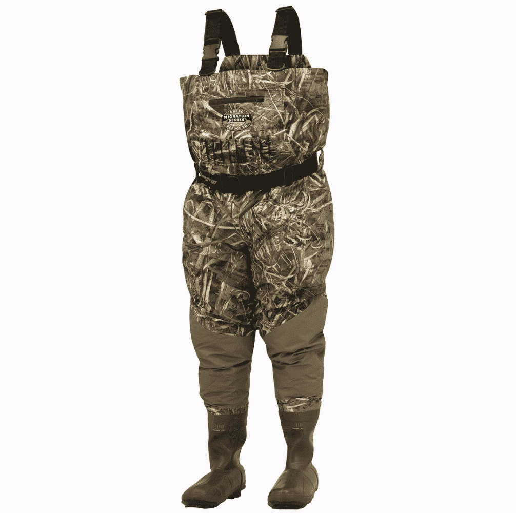 Migration Series Grand Refuge 2.0 Bootfoot Chest Waders  - FROGG TOGGS 99008