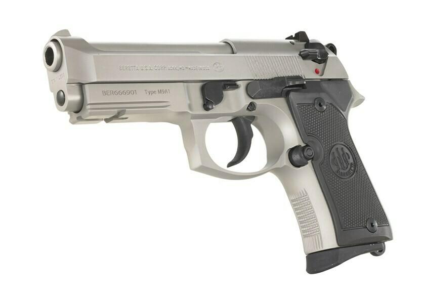 M9 INOX Compact - BERETTA