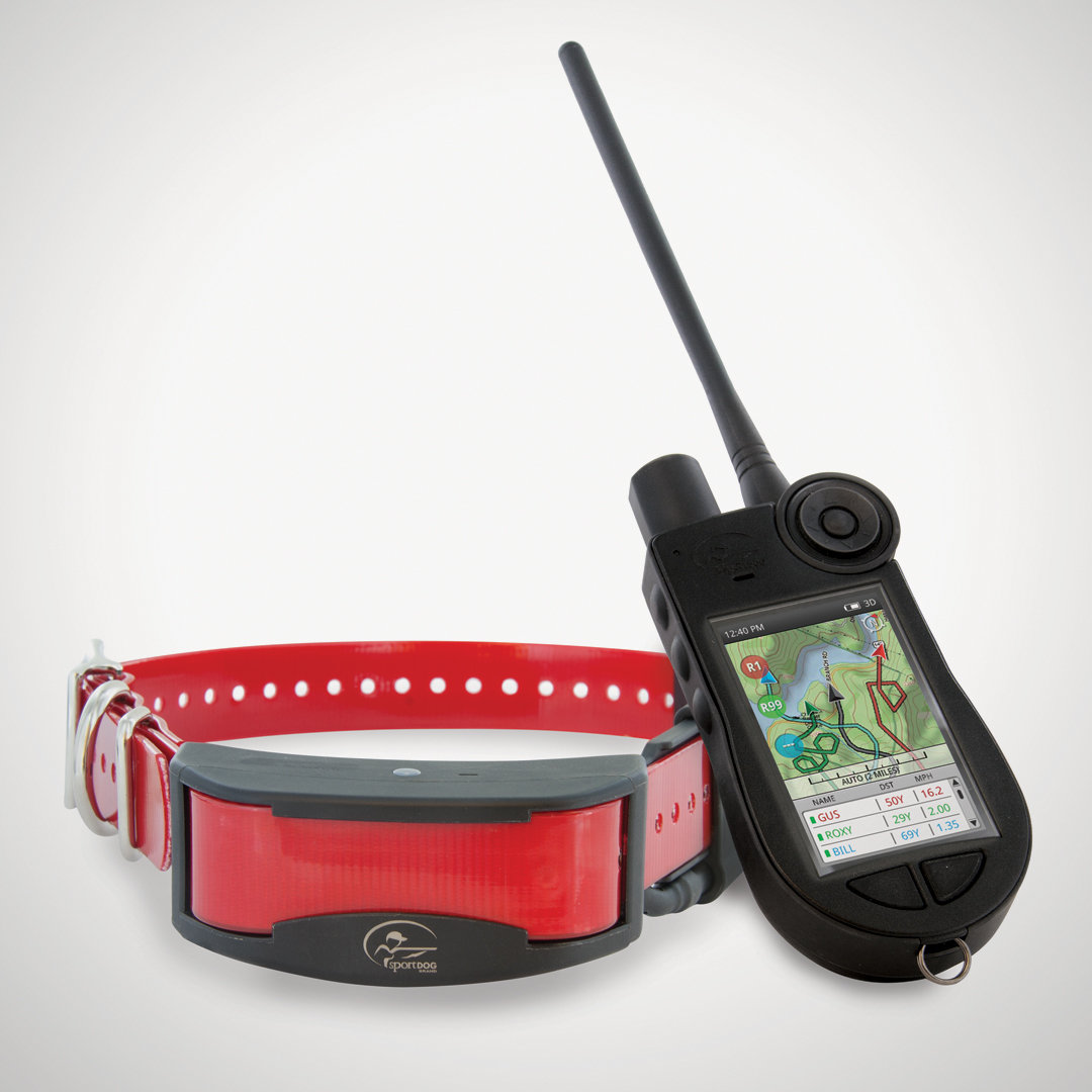 SportDog Kit Tek 2.0 Palmare + Colare GPS - CANICOM SD201