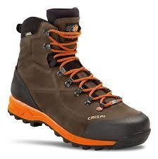 Scarponi Valdres S.E. GTX Dark Brown - CRISPI