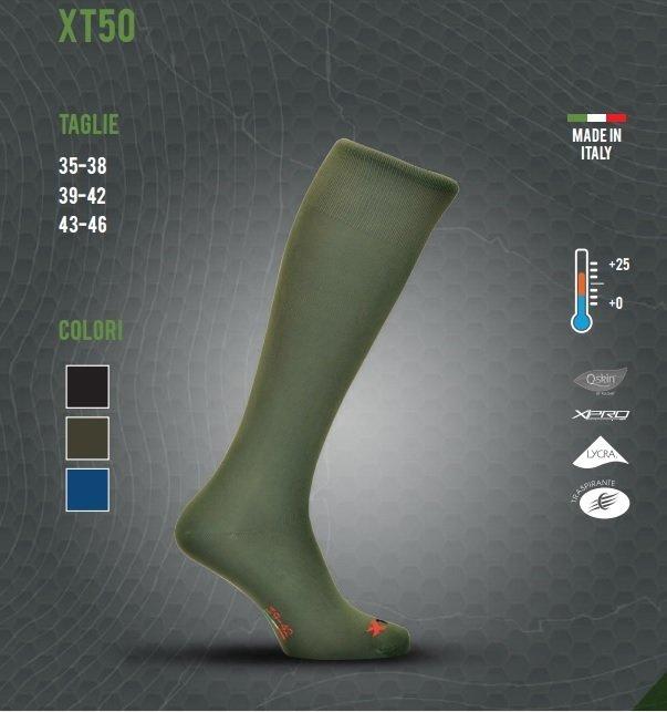 Calze X50 - XTECH