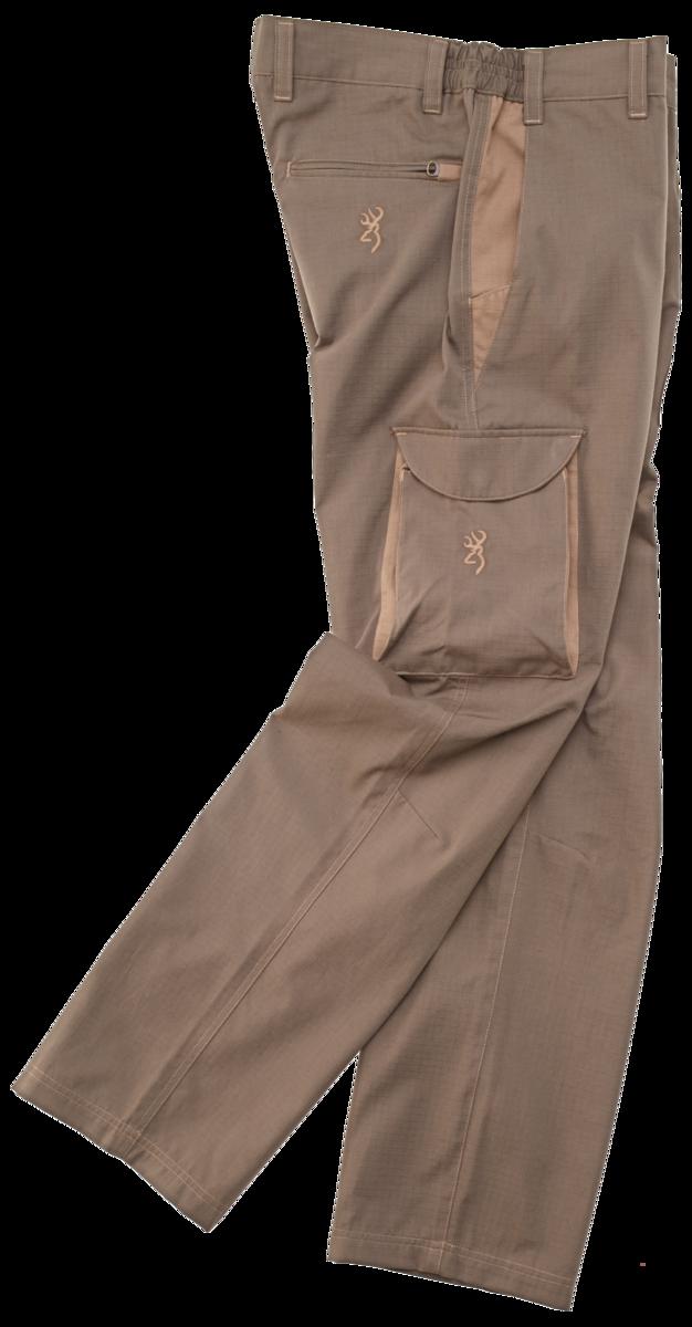Pantalone - SAVANNAH RIPSTOP - KHAKI - BROWNING 3029163