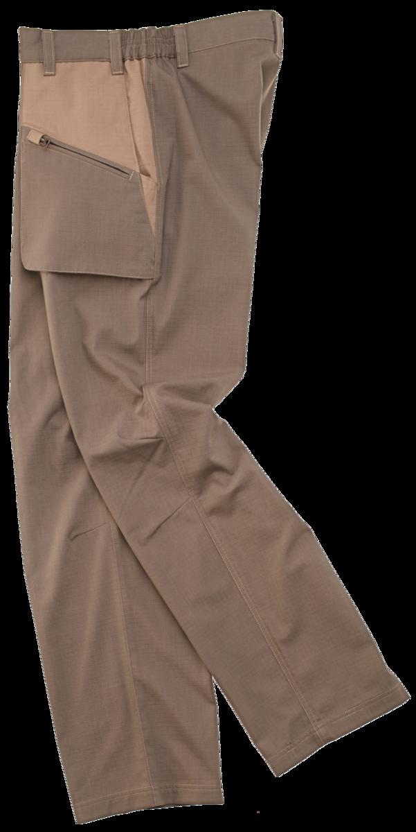 Pantalone - SAVANNAH RIPSTOP - KHAKI - BROWNING