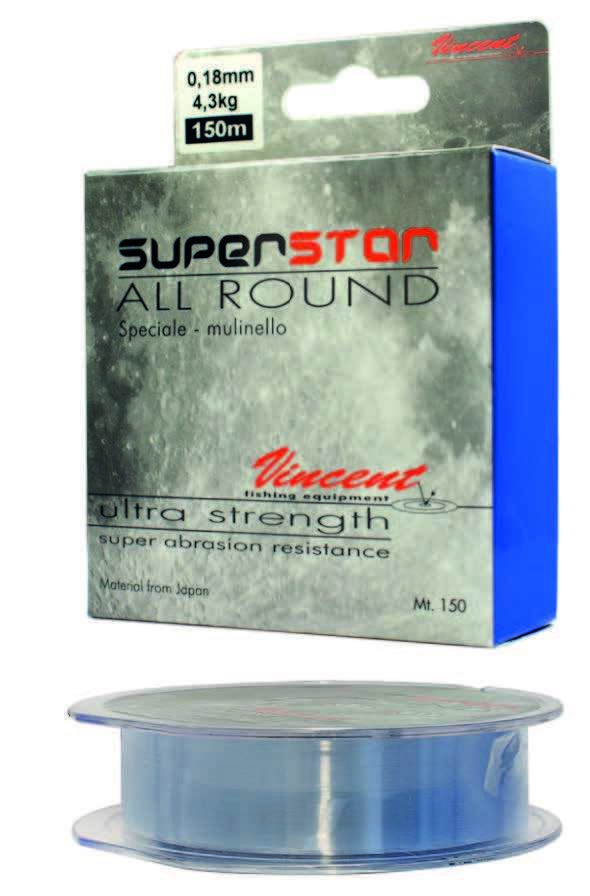 Super Star ALL ROUND - MT 150 - VINCENT 01093
