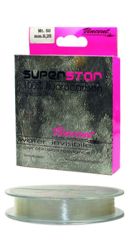 Super Star FLUOROCARBON - MT 50 - VINCENT 00755