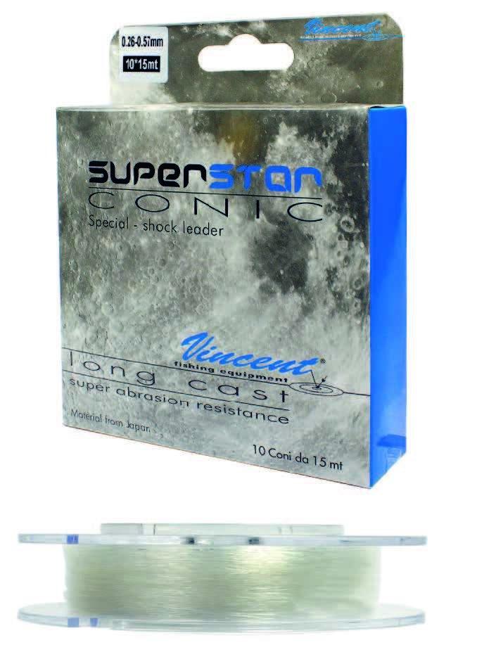 Super Star CONIC - MT 15 - VINCENT 00989
