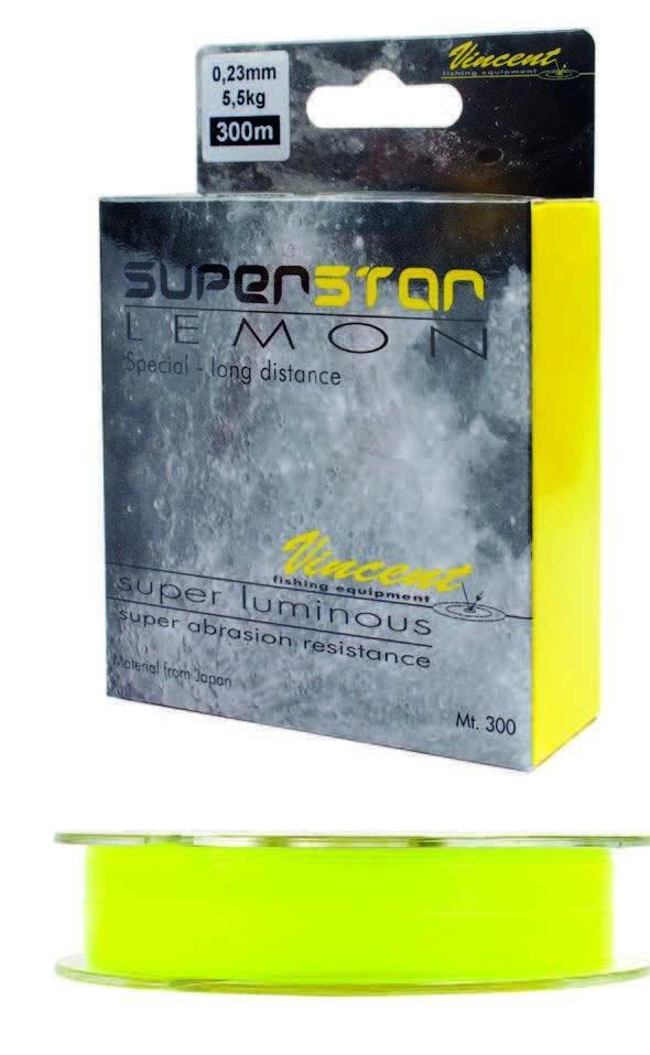 Super Star LEMON - MT 300 - VINCENT 00845