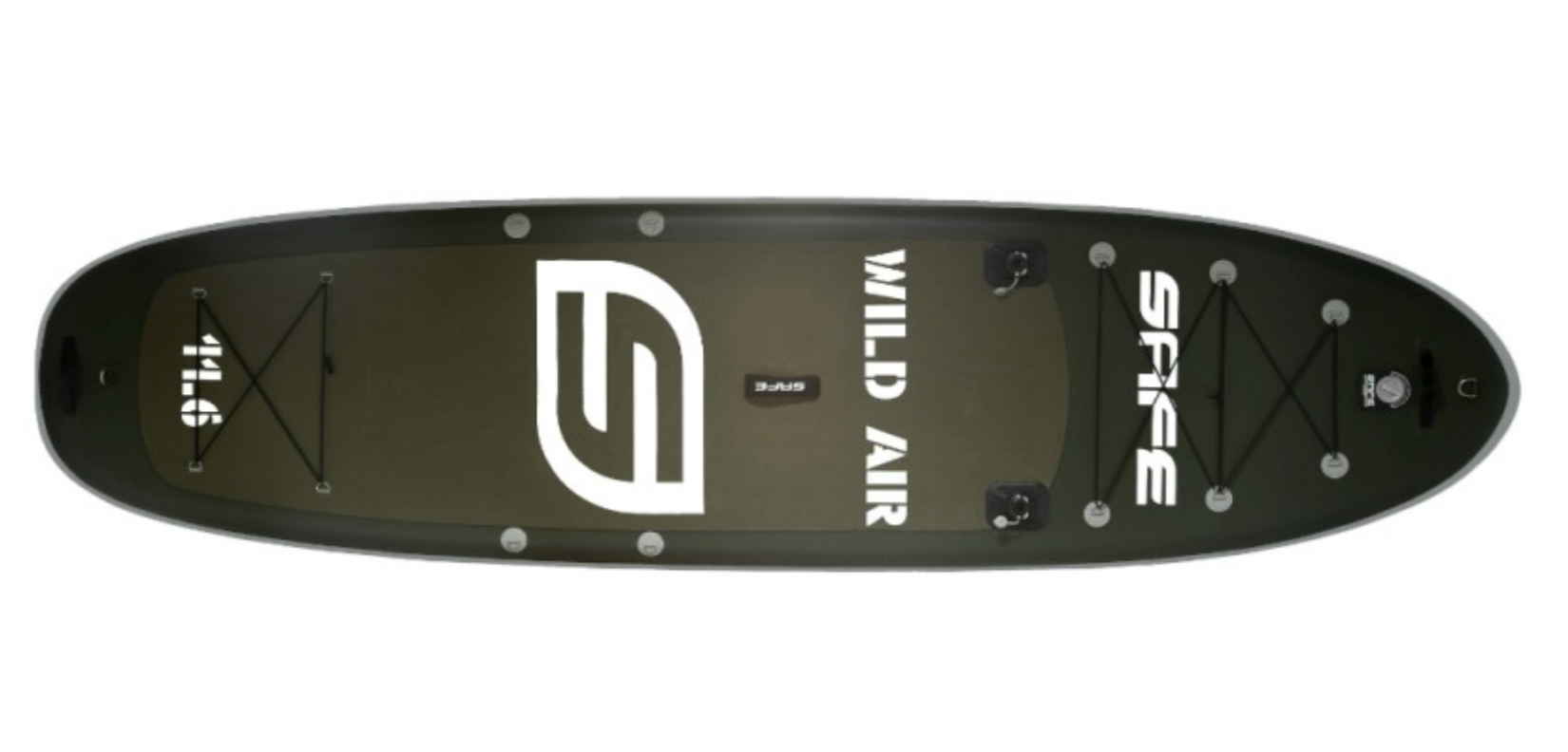 Tavola Sup - WILD AIR 11'6'' - SAFE 98956