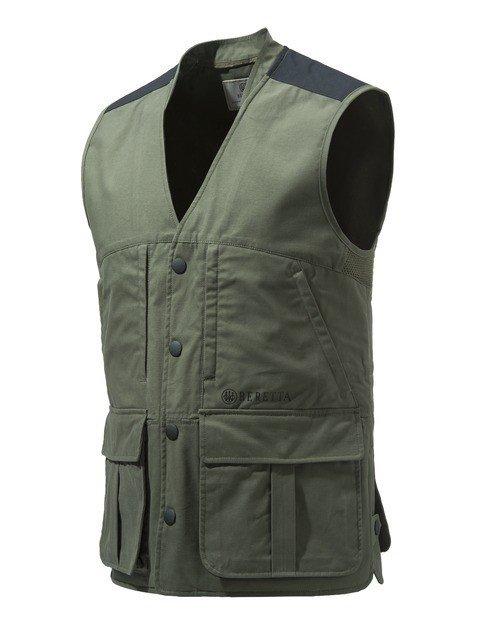 Gilet Wiltrail Vest with buttons - BERETTA GU403 T1549 073T