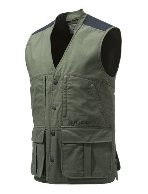Gilet Wiltrail Vest with buttons - BERETTA