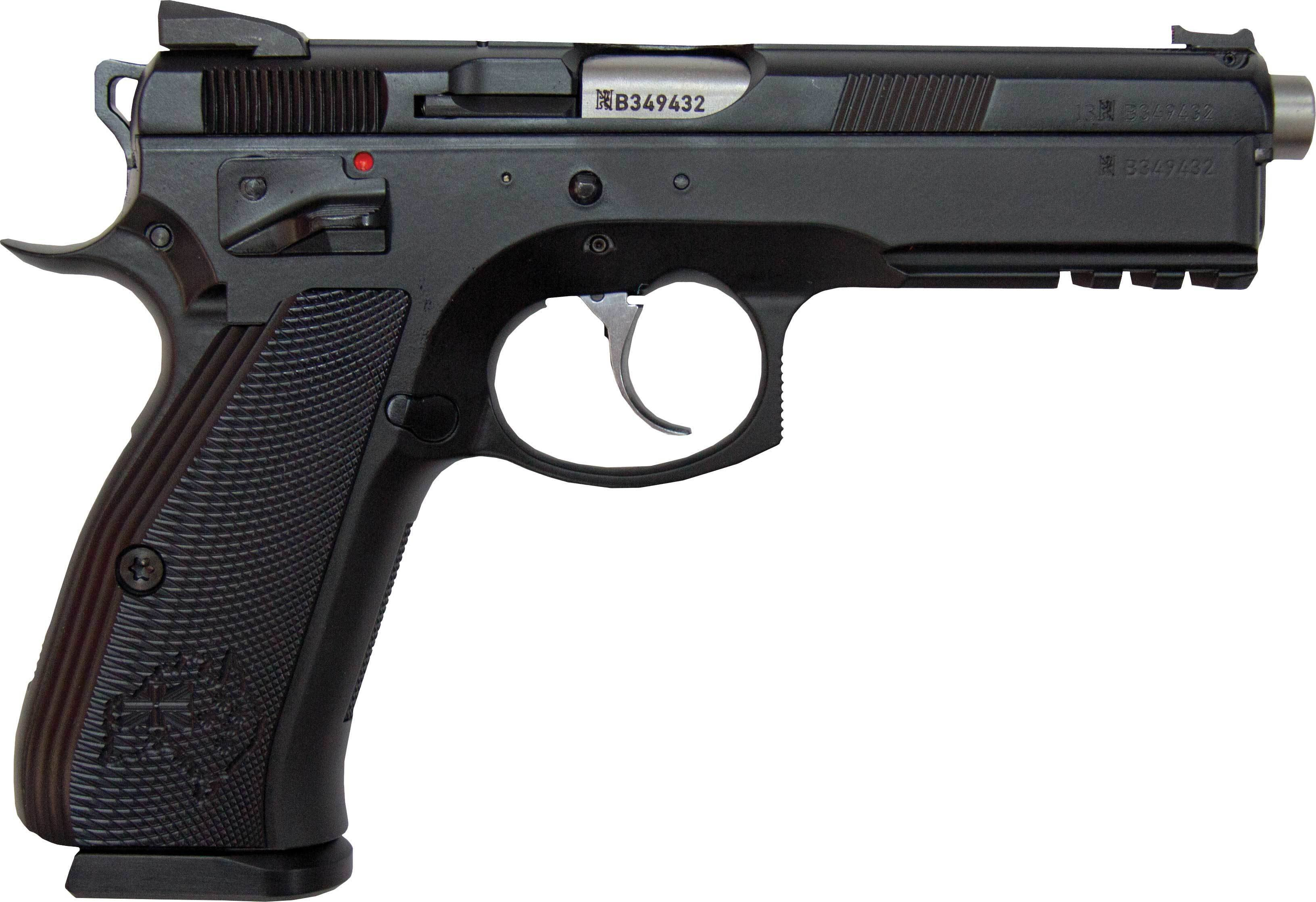 Pistola Semi automatica Modello 75SP-01 SHADOW 9X21 -  CZ 686