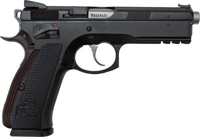 Pistola Semi automatica Modello 75SP-01 SHADOW 9X21 -  CZ