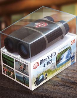BINO-X HD 4-16x - CANICOM