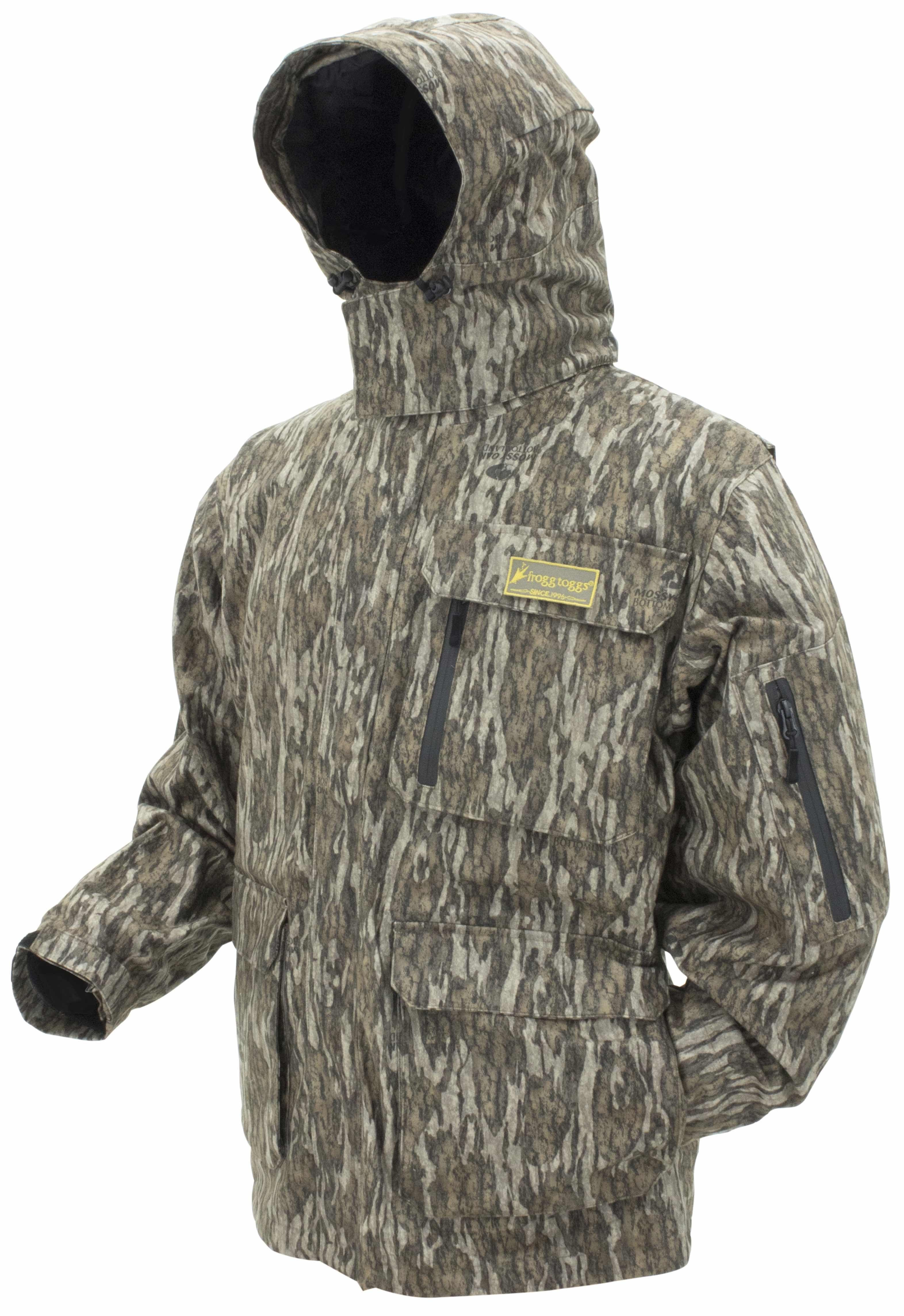 Giacca Dead Silence Camo Jacket - FROGG TOGGS 98993